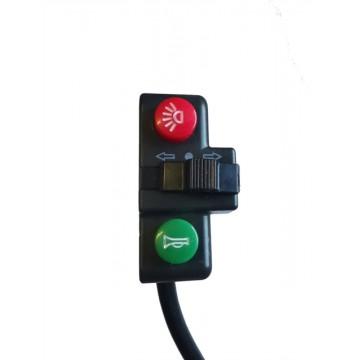 Przyciski na kierownicę